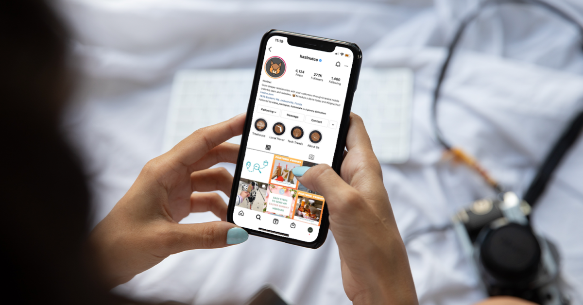 Boosting Restaurant's Social Media Engagement in 2021